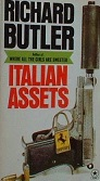 Italian Assets by Ted Allbeury
