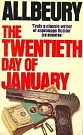 The Twentieth Day of Janury by Ted Allbeury
