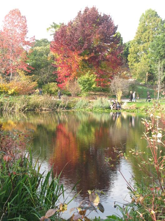 Botanisk Have, Copenhagen, Denmark