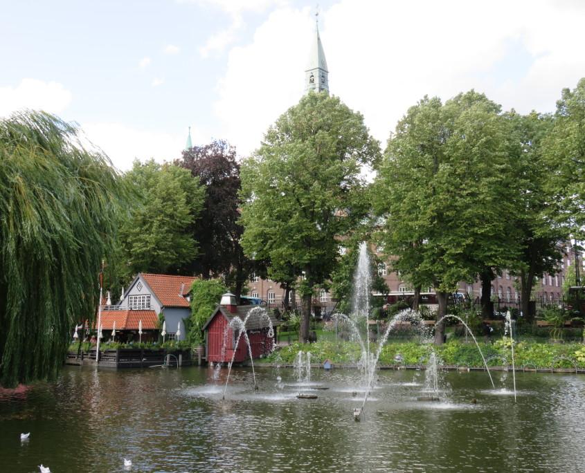 Tivoli, Copenhagen, Denmark