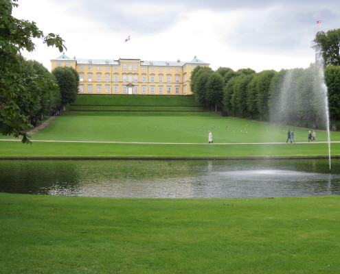 Frederiksberg Have, Copenhagen, Denmark