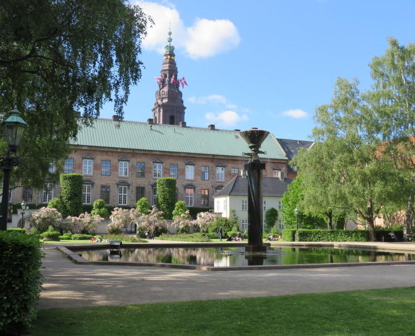Bibliotekshaven, Copenhagen, Denmark