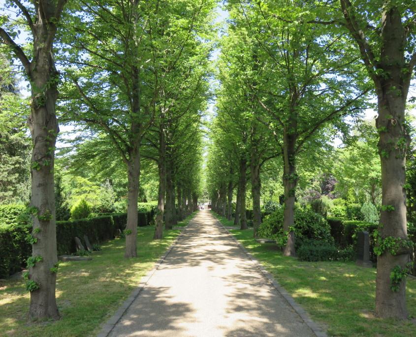 Holmens Kirkegård, Copenhagen, Denmark