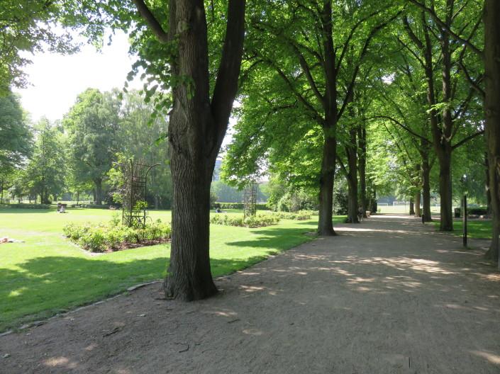 Fælledparken, Copenhagen, Denmark