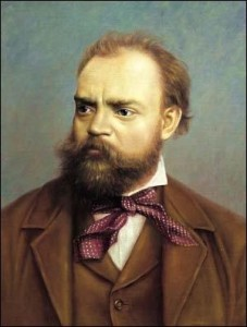 """Czech composer Antonín Dvořák - """"New World Symphony"""" - ECstep"""