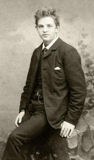 The Danish composer Carl Nielsen