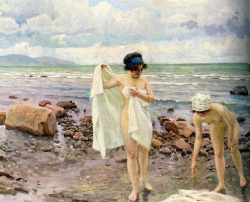 Paul Fischer. The Bathers 2
