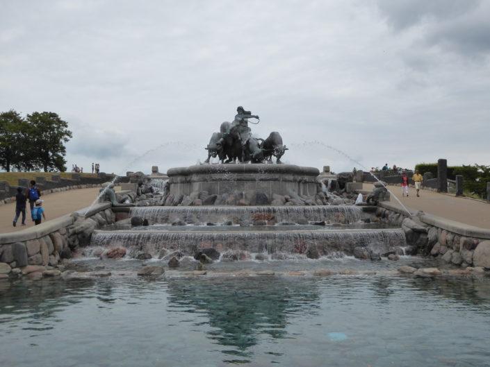 Langelinie - Gefion Fountain
