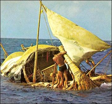 Ra I sinking