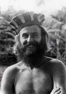 Thor Heyerdahl in Fatu Hiva
